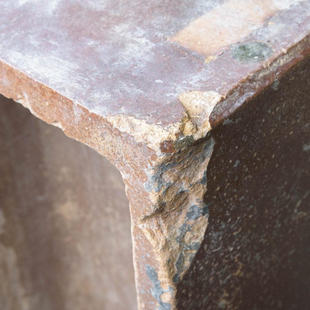 Salt glazed farm building water troughs,-109977