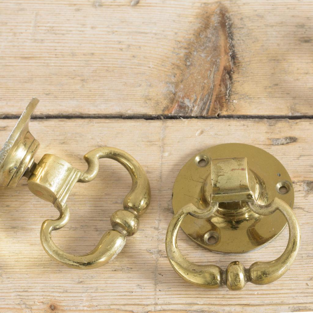 Georgian style drop handles,-110569