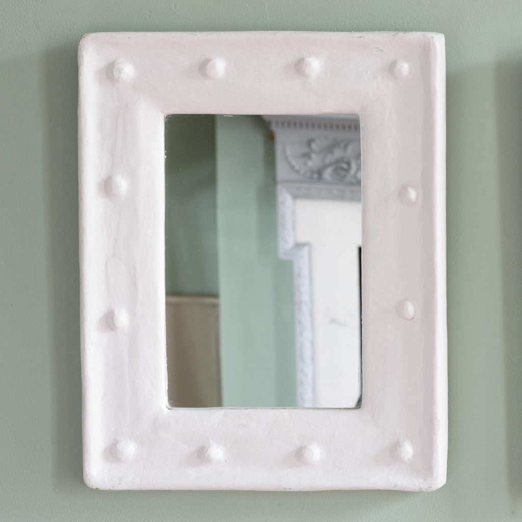 Pair of French 1980s mirrors,-109948