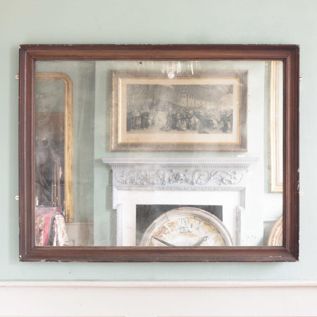 English twentieth century wall mirror,-0