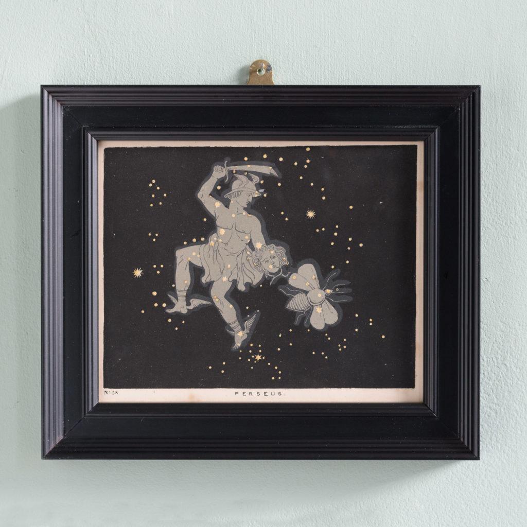Original astronomy prints published 1843-0