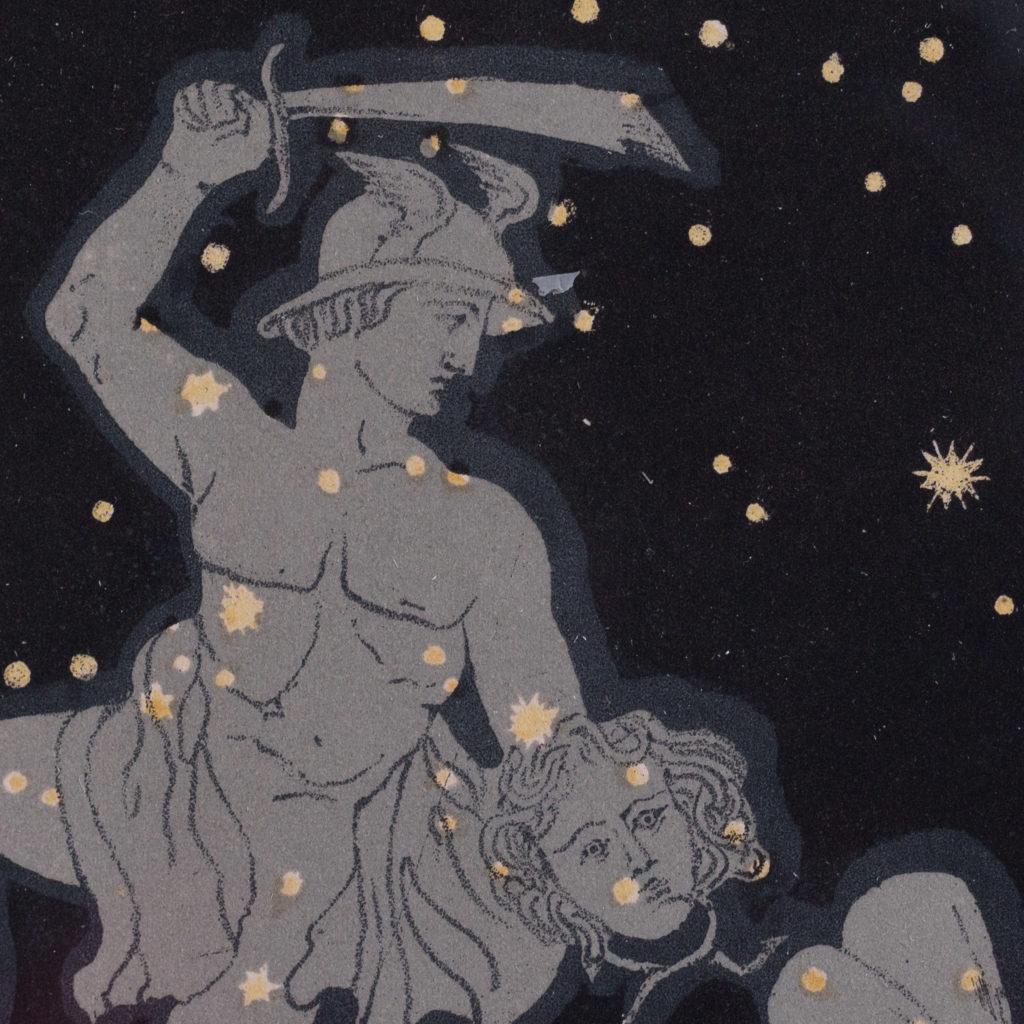 Original astronomy prints published 1843-111084