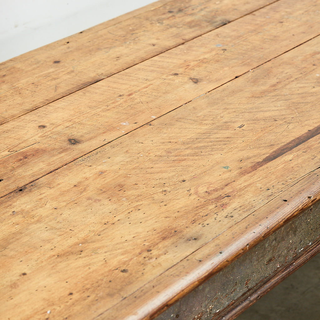 Victorian farmhouse table,-111655