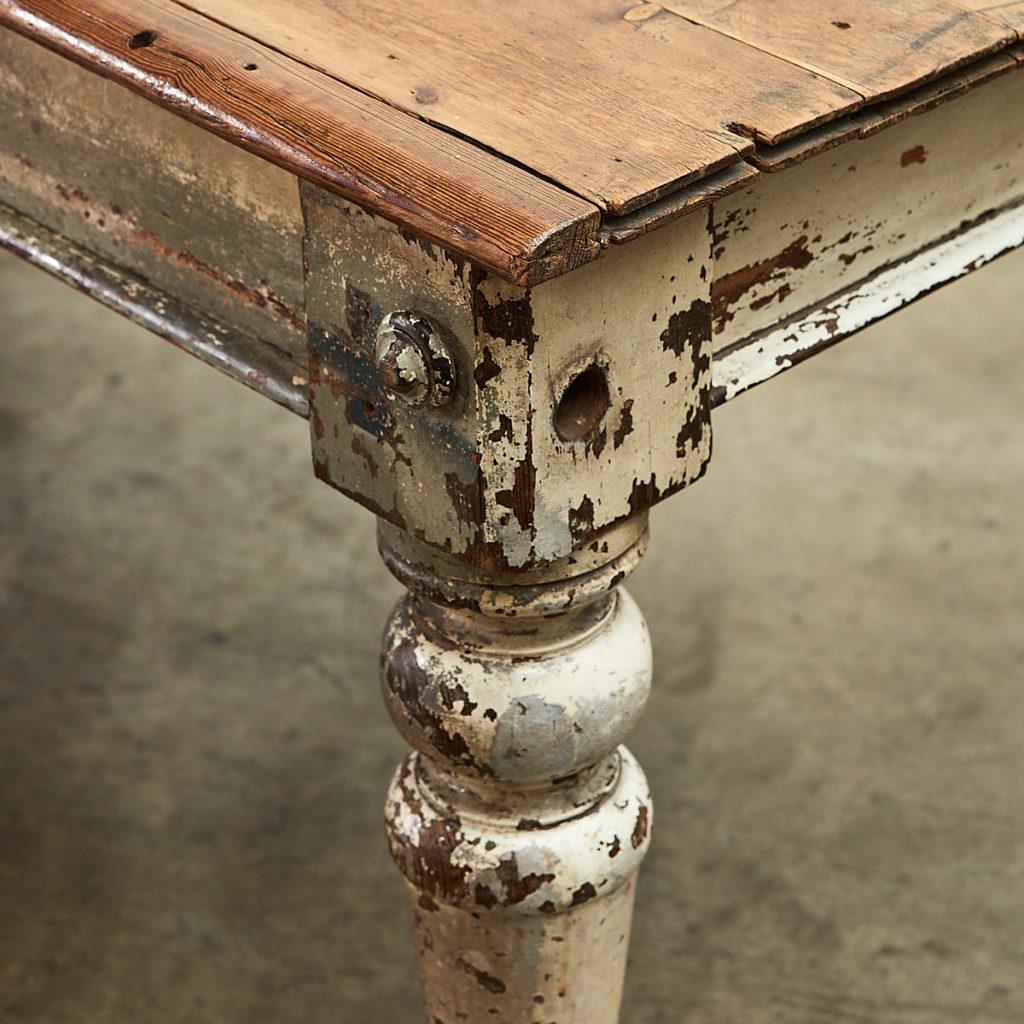Victorian farmhouse table,-111660