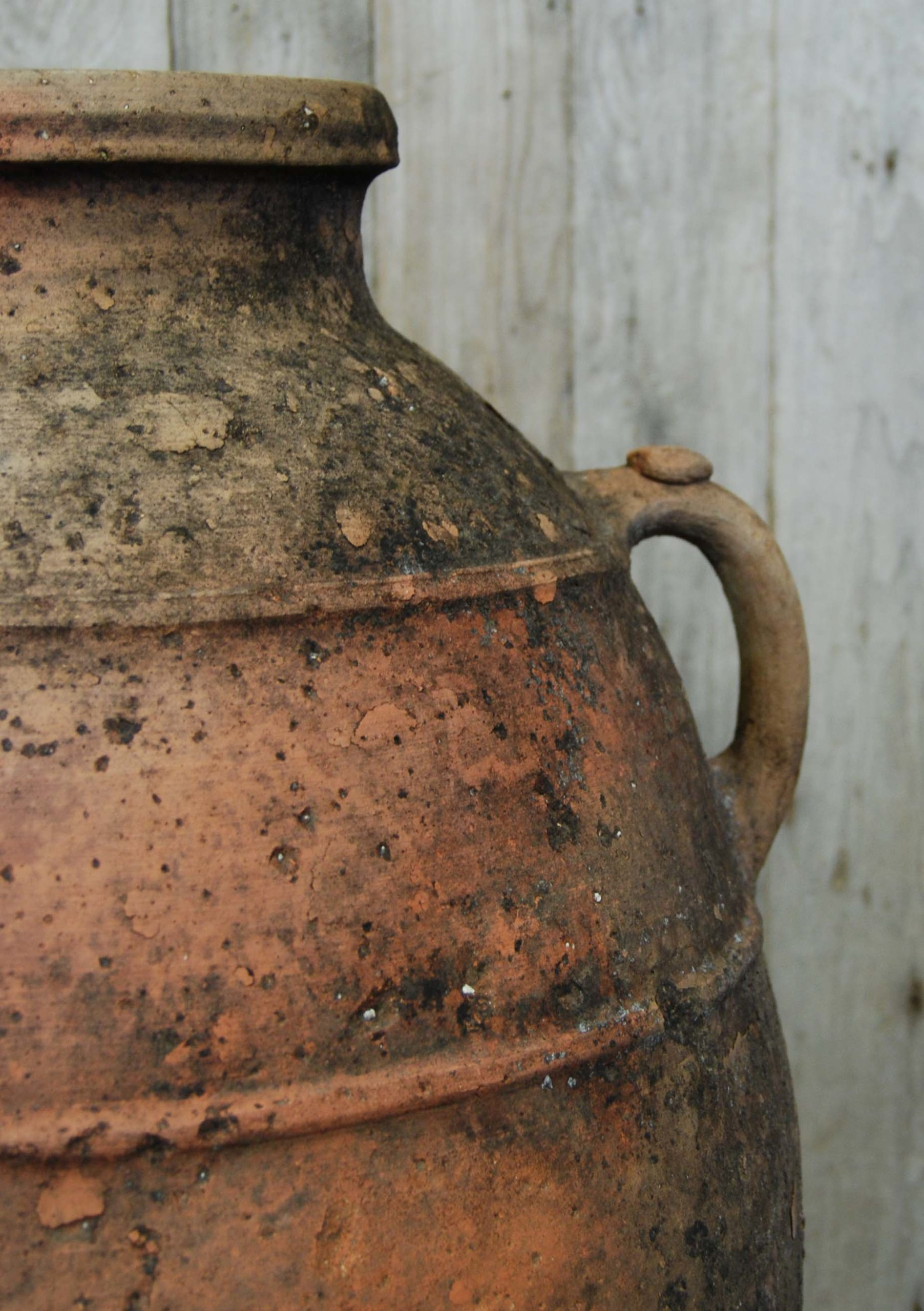 old Moroccan pot