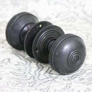 Bronze door knobs