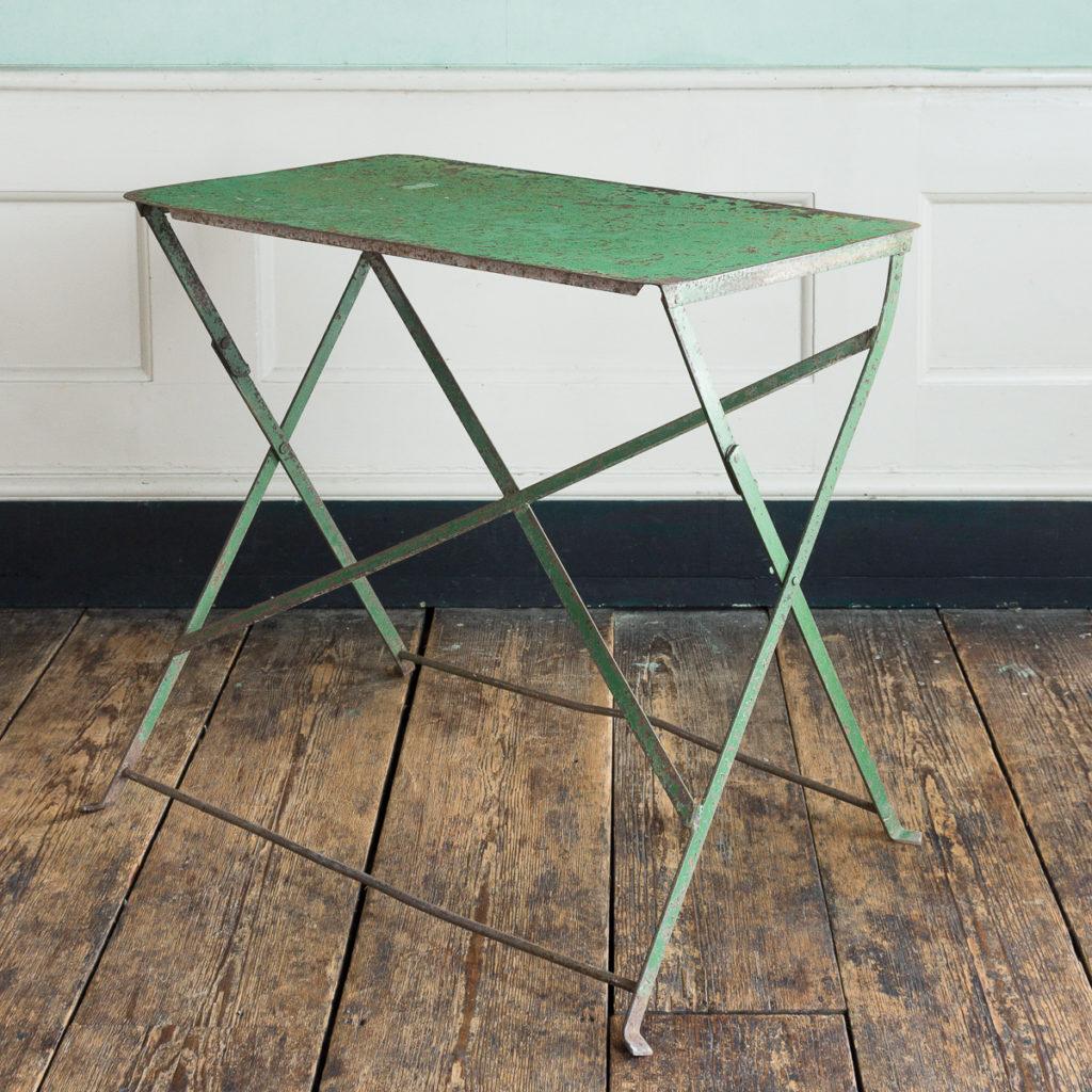 Twentieth century garden table,-111537