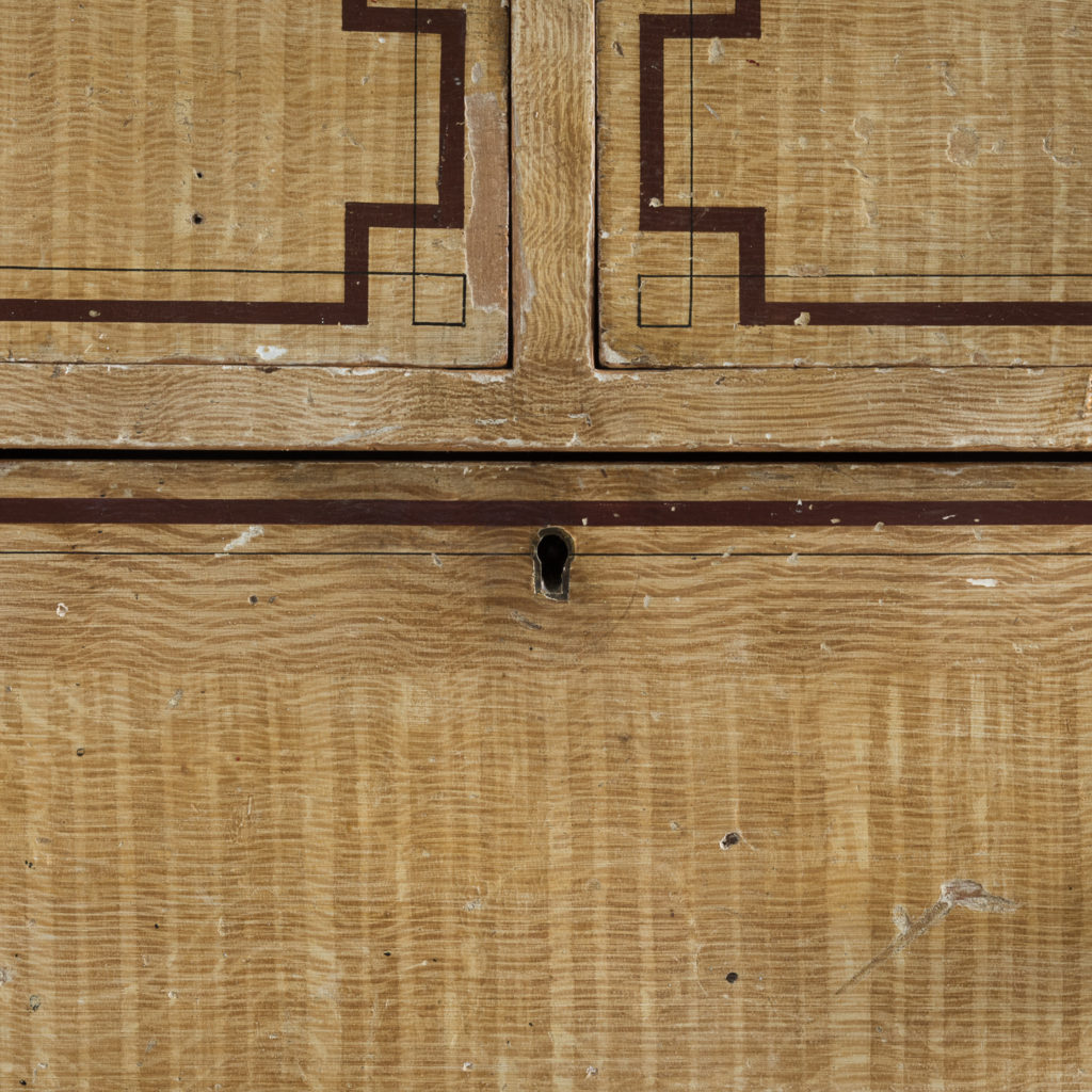 Victorian chest of drawers,-112251