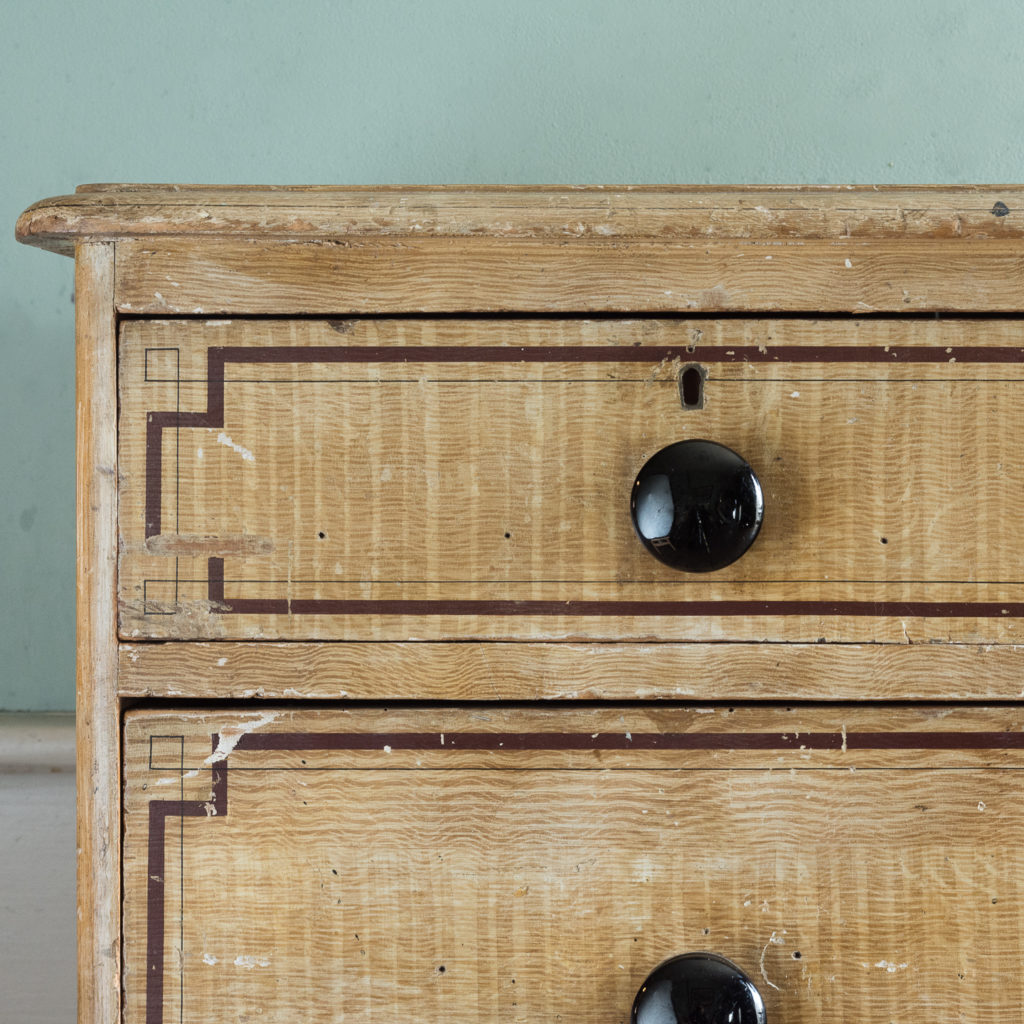Victorian chest of drawers,-112260