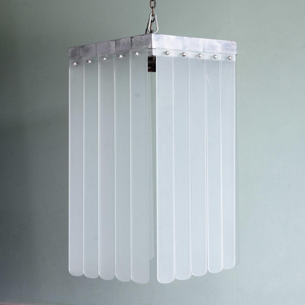 Art Deco style pendant light,-0