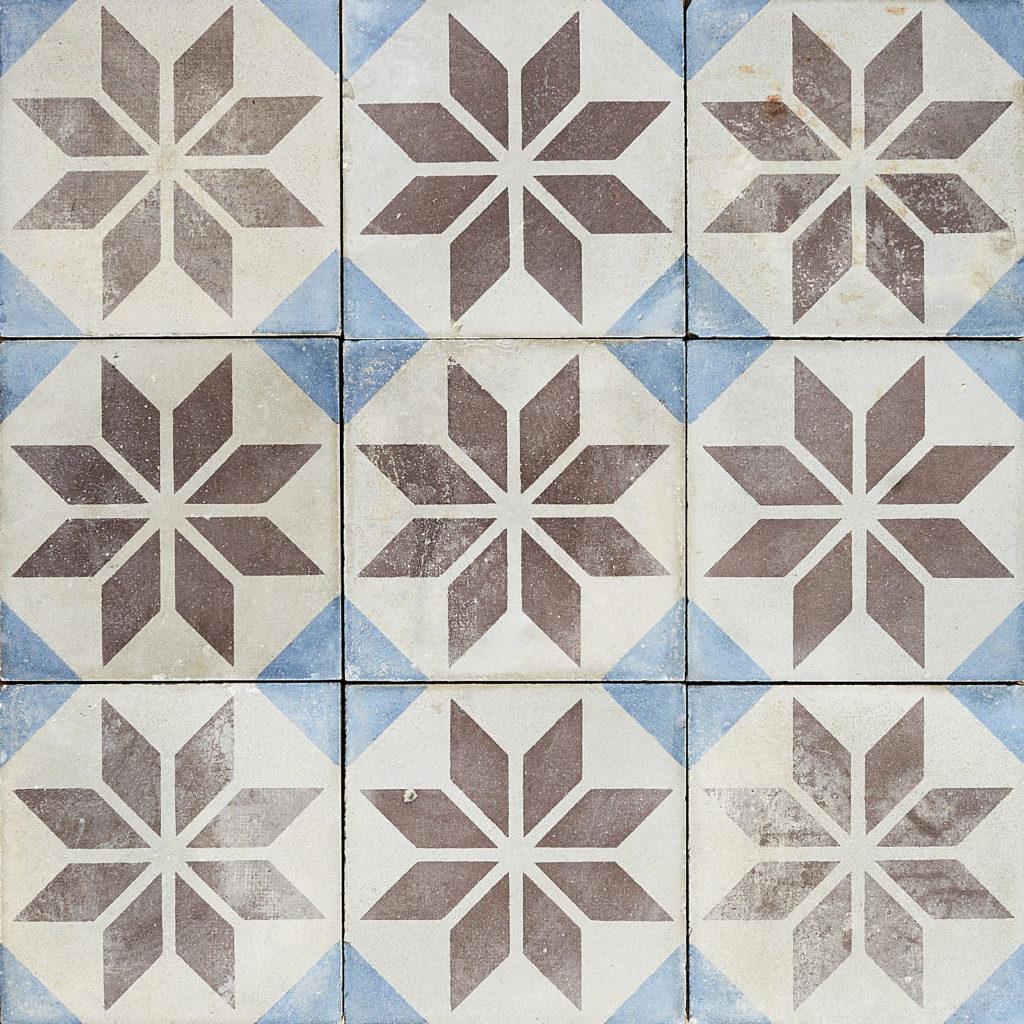 Reclaimed French farmhouse tiles,-0