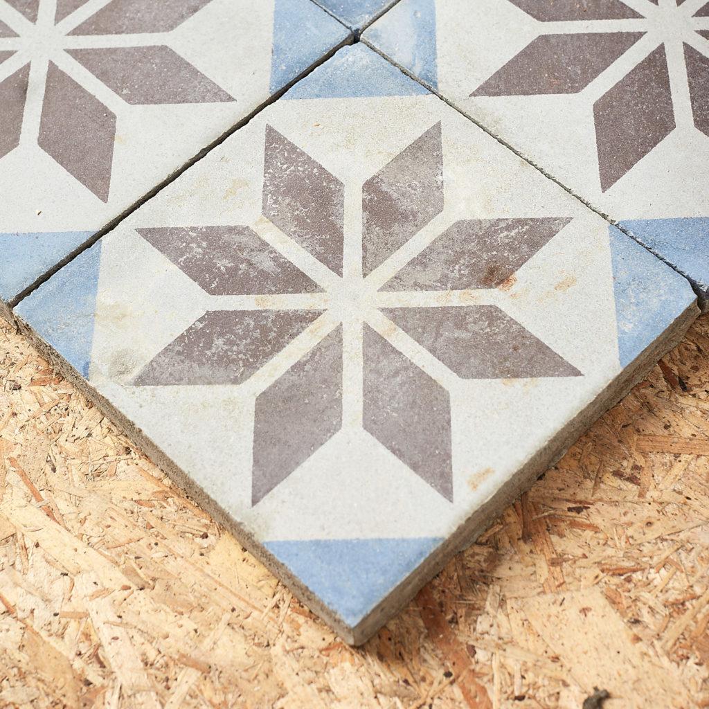 Reclaimed French farmhouse tiles,-112323