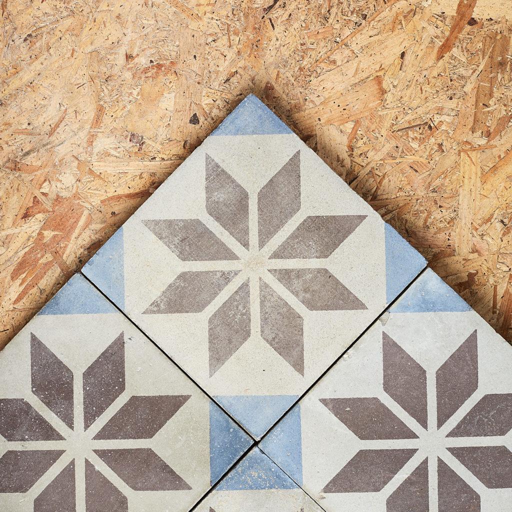 Reclaimed French farmhouse tiles,-112322