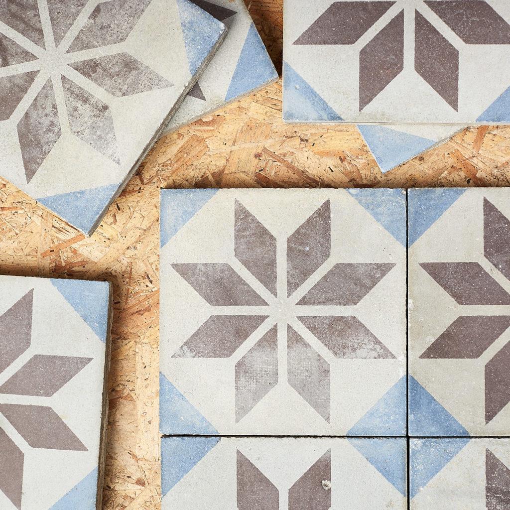 Reclaimed French farmhouse tiles,-112325