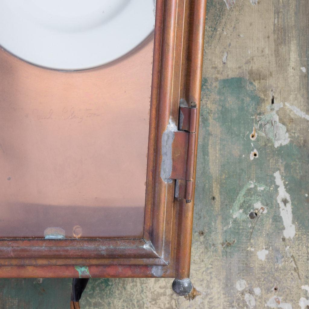 English copper stable lantern,-112796