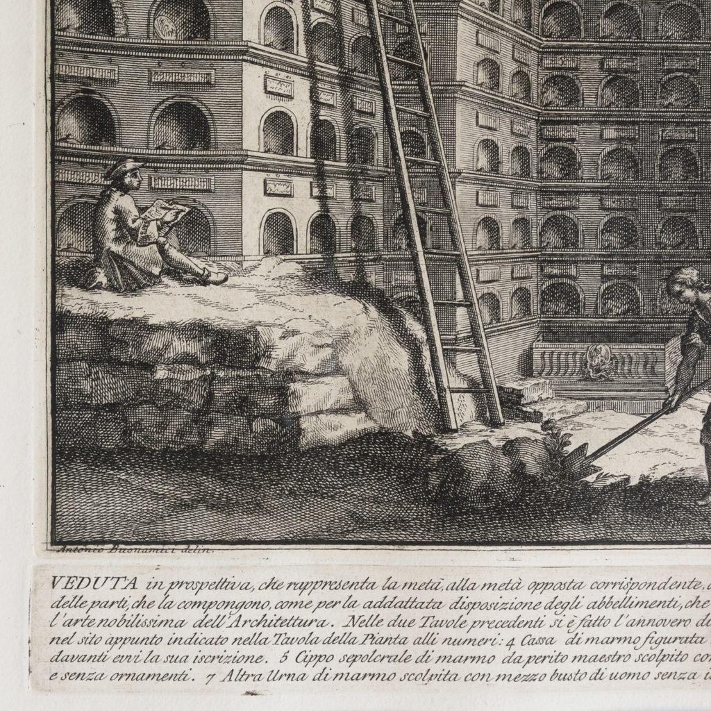 Roman antiquities, Giovanni Battista Piranesi published c1807-112785