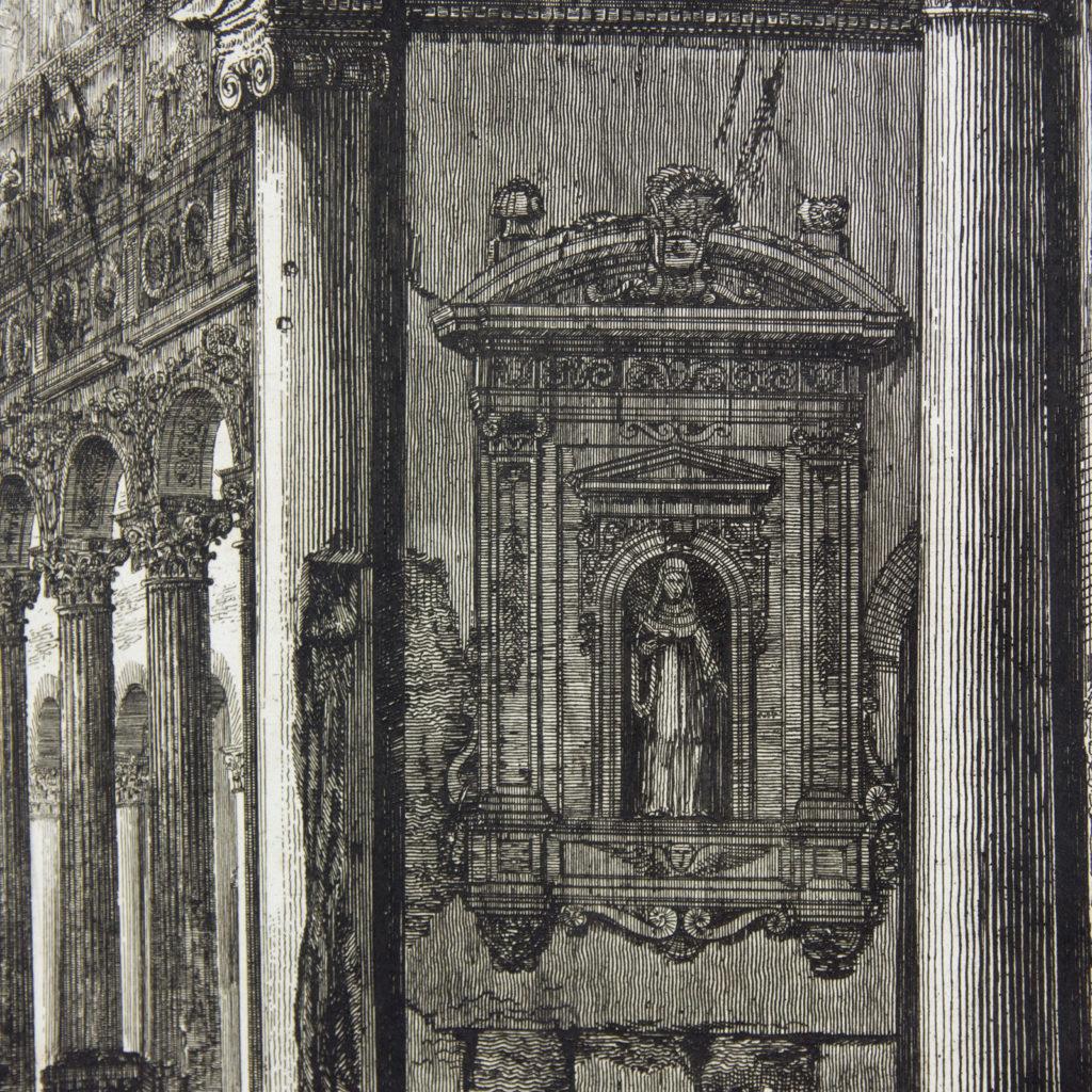 Views of Rome by Luigi Rossini -112687