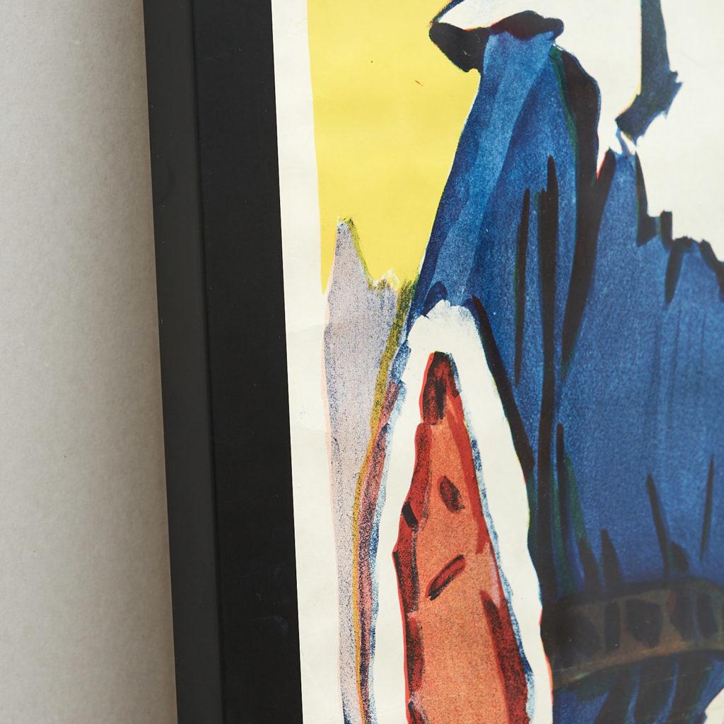 Dick Whittington pantomime poster,-113178