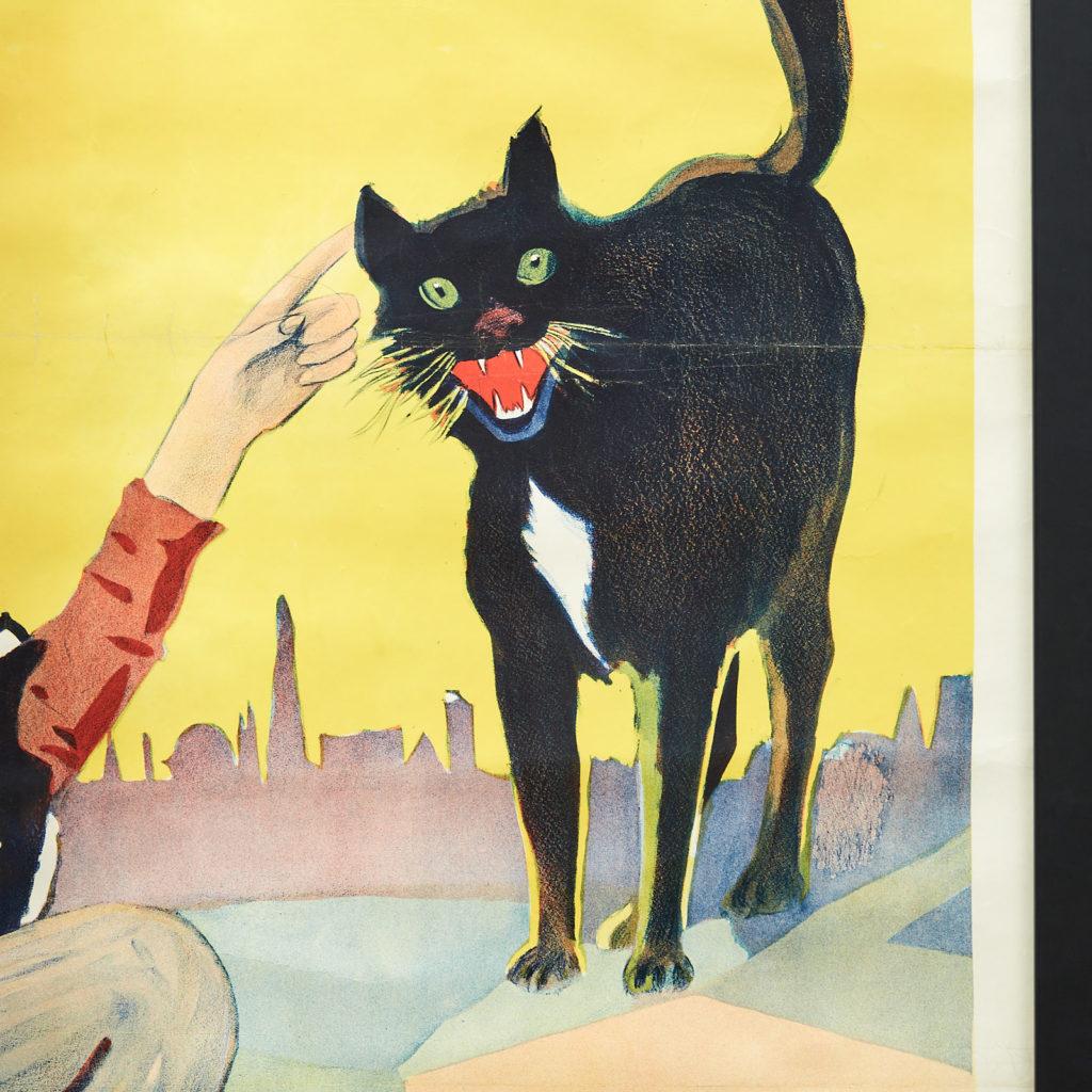 Dick Whittington pantomime poster,-113175
