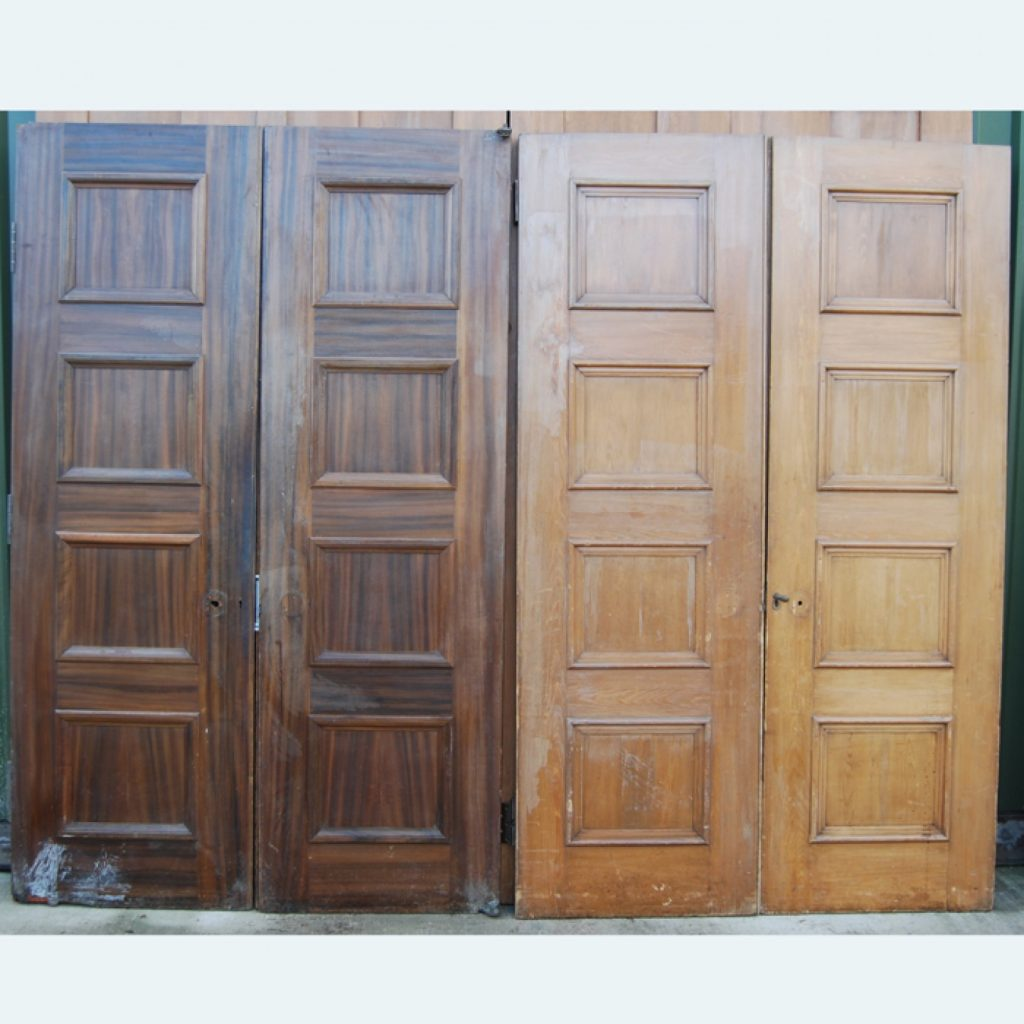 """""""Fellows and Examiners Room"""" Doors Salvaged By LASSCO"""