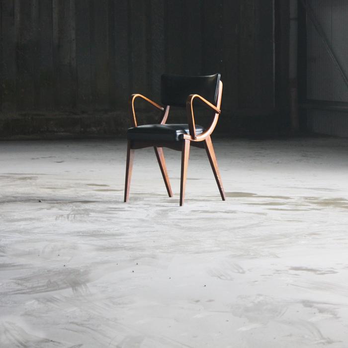 Mid Century modern Ben Chairs
