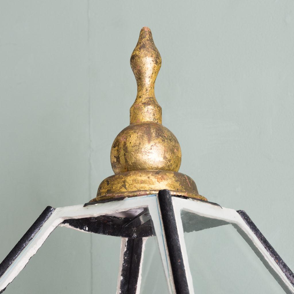 Nineteenth century French wall mounted lantern, -113987