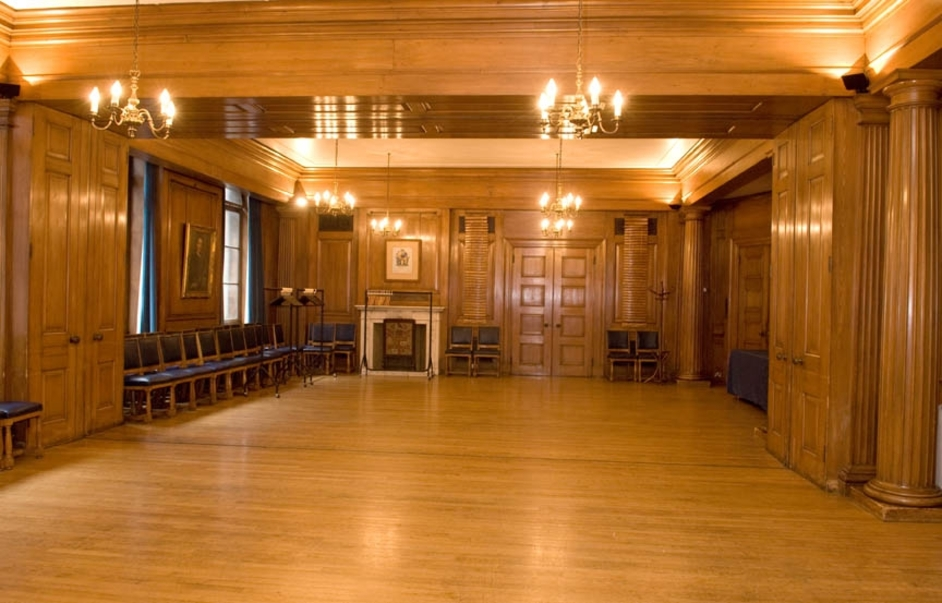 The Committee Rooms of the Royal College Of Surgeons