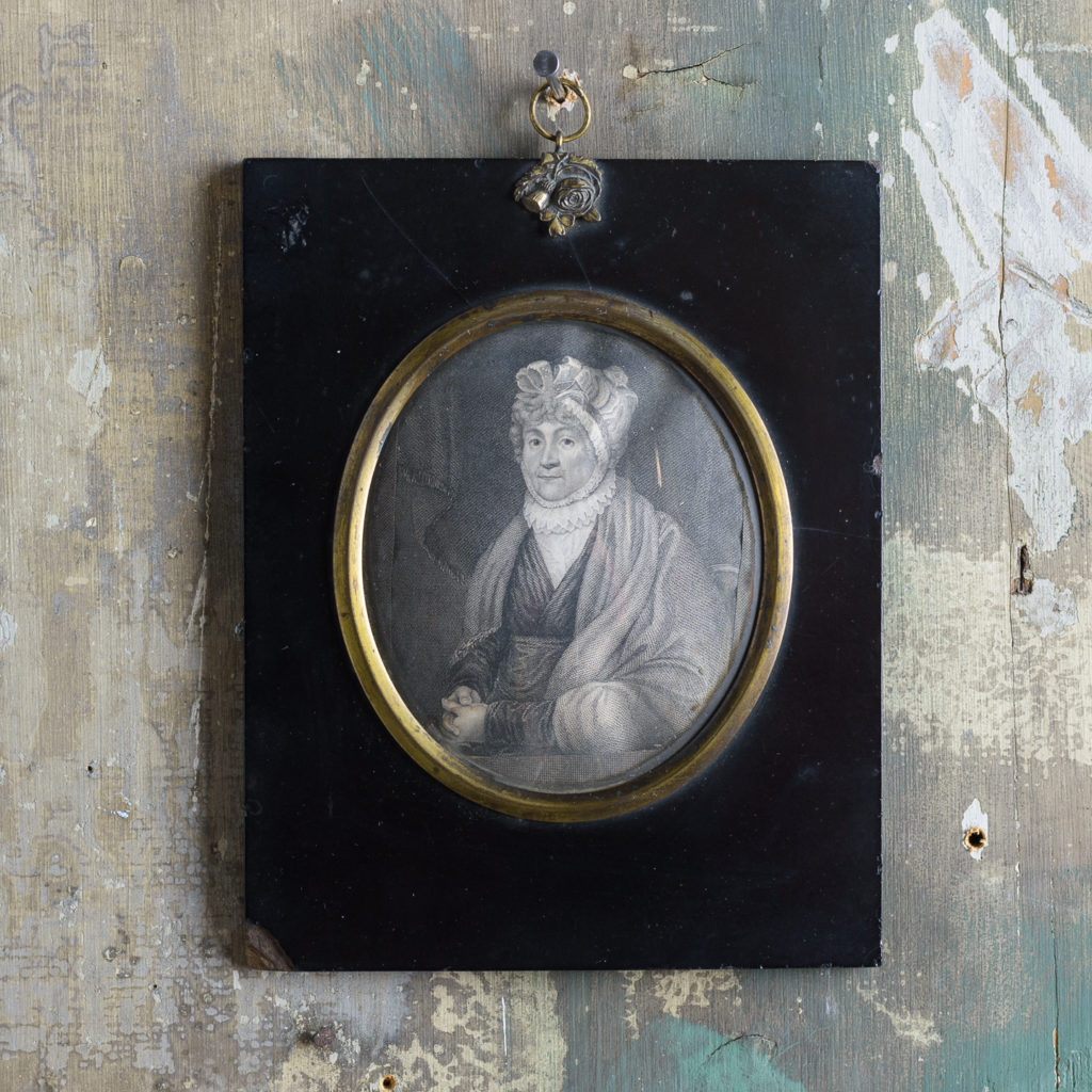 Mezzotint of Hannah Moor (1745–1833)-0