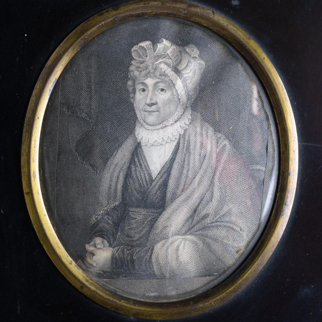Mezzotint of Hannah Moor (1745–1833)-113574