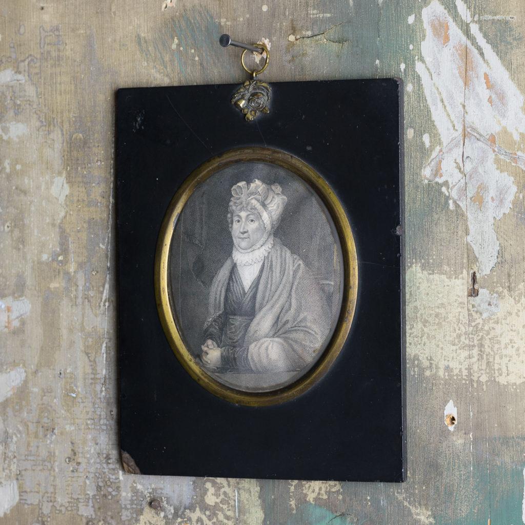 Mezzotint of Hannah Moor (1745–1833)-113570