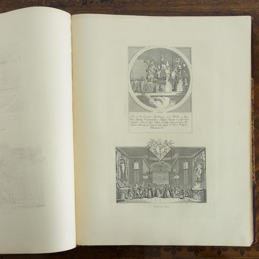 Works of Hogarth, complete folio 1822-114053