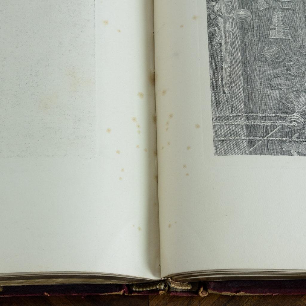 Works of Hogarth, complete folio 1822-114052