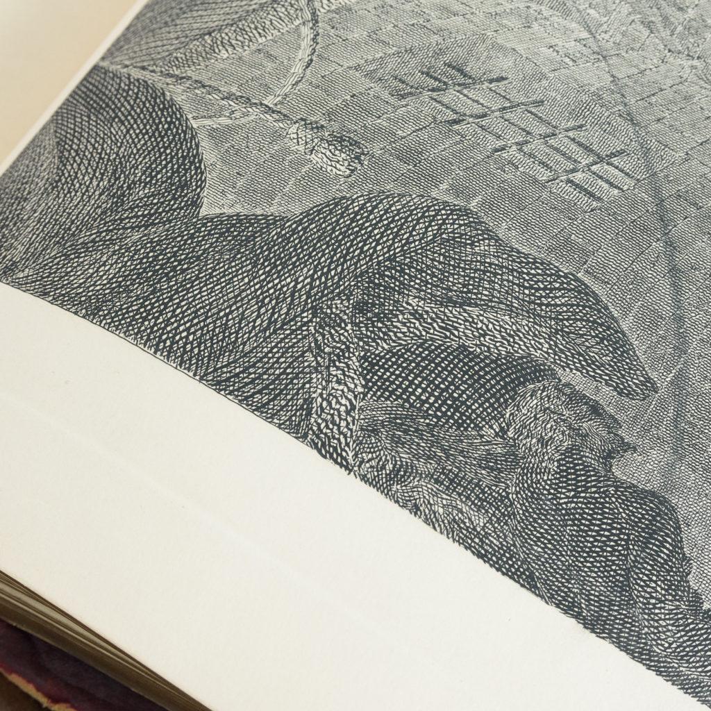 Works of Hogarth, complete folio 1822-114063