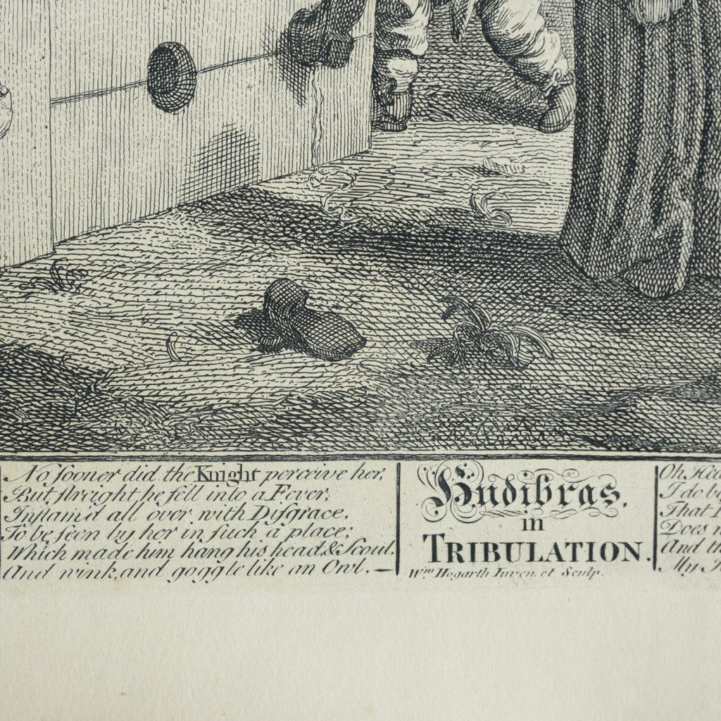 Works of Hogarth, complete folio 1822-114066