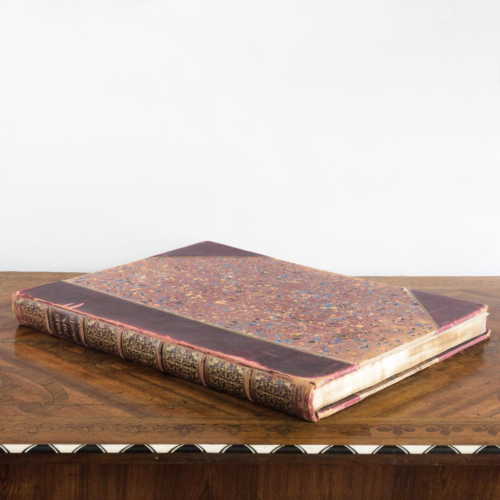 Works of Hogarth, complete folio 1822-0