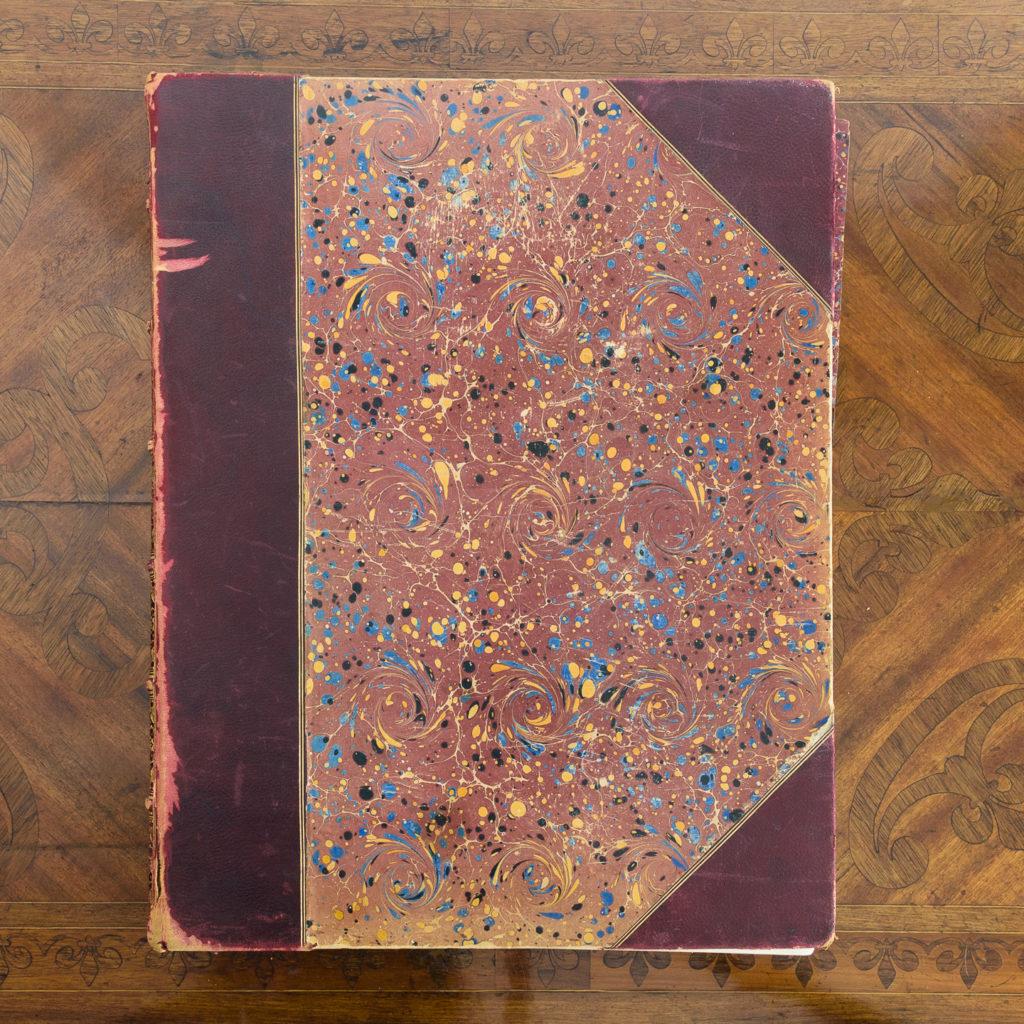 Works of Hogarth, complete folio 1822-114054