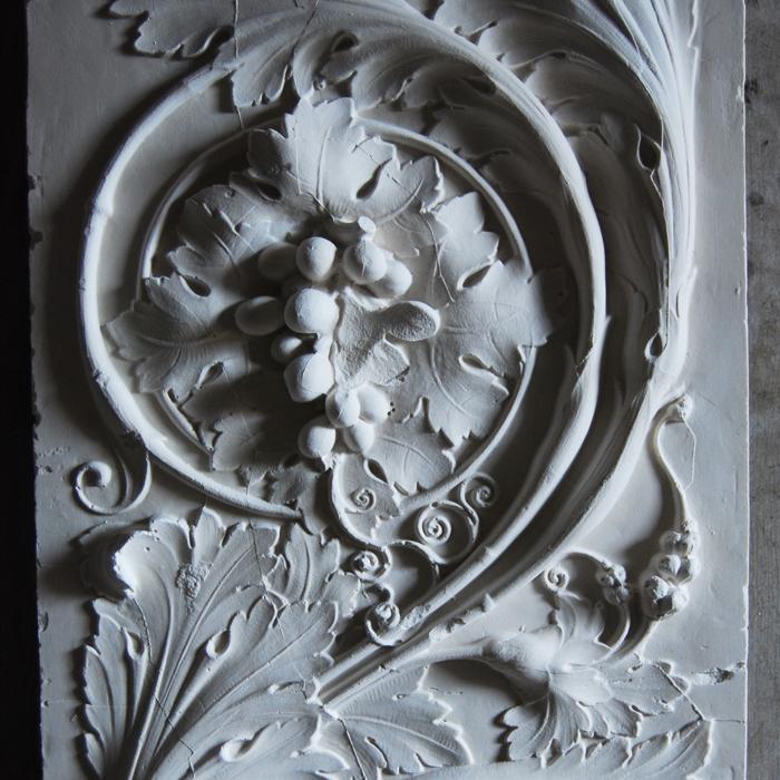 Acanthus panel