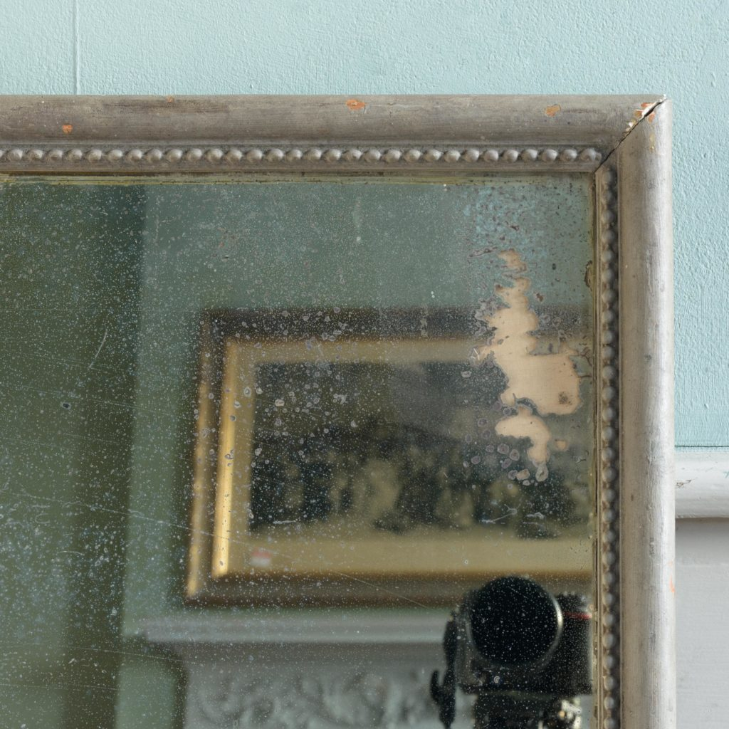French mercury plate mirror,-114725