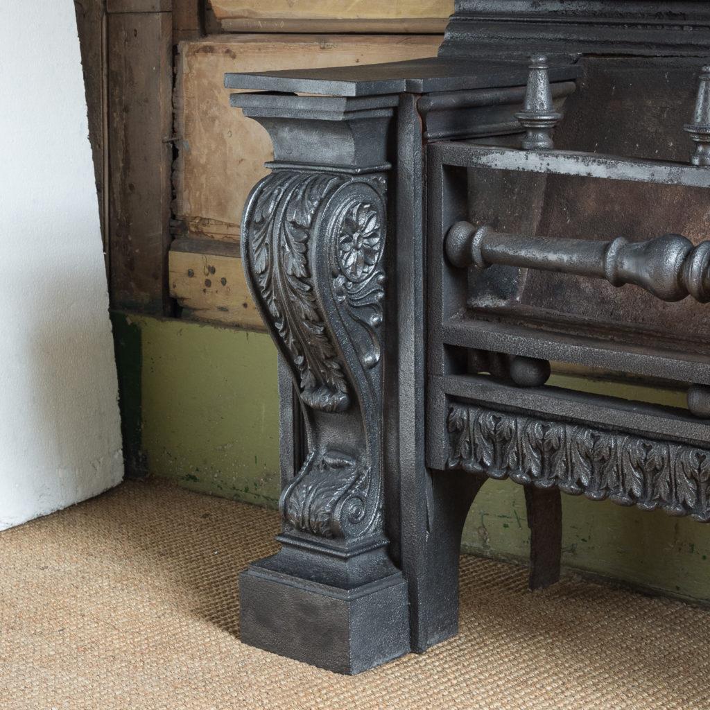Regency cast iron hob grate,-115000