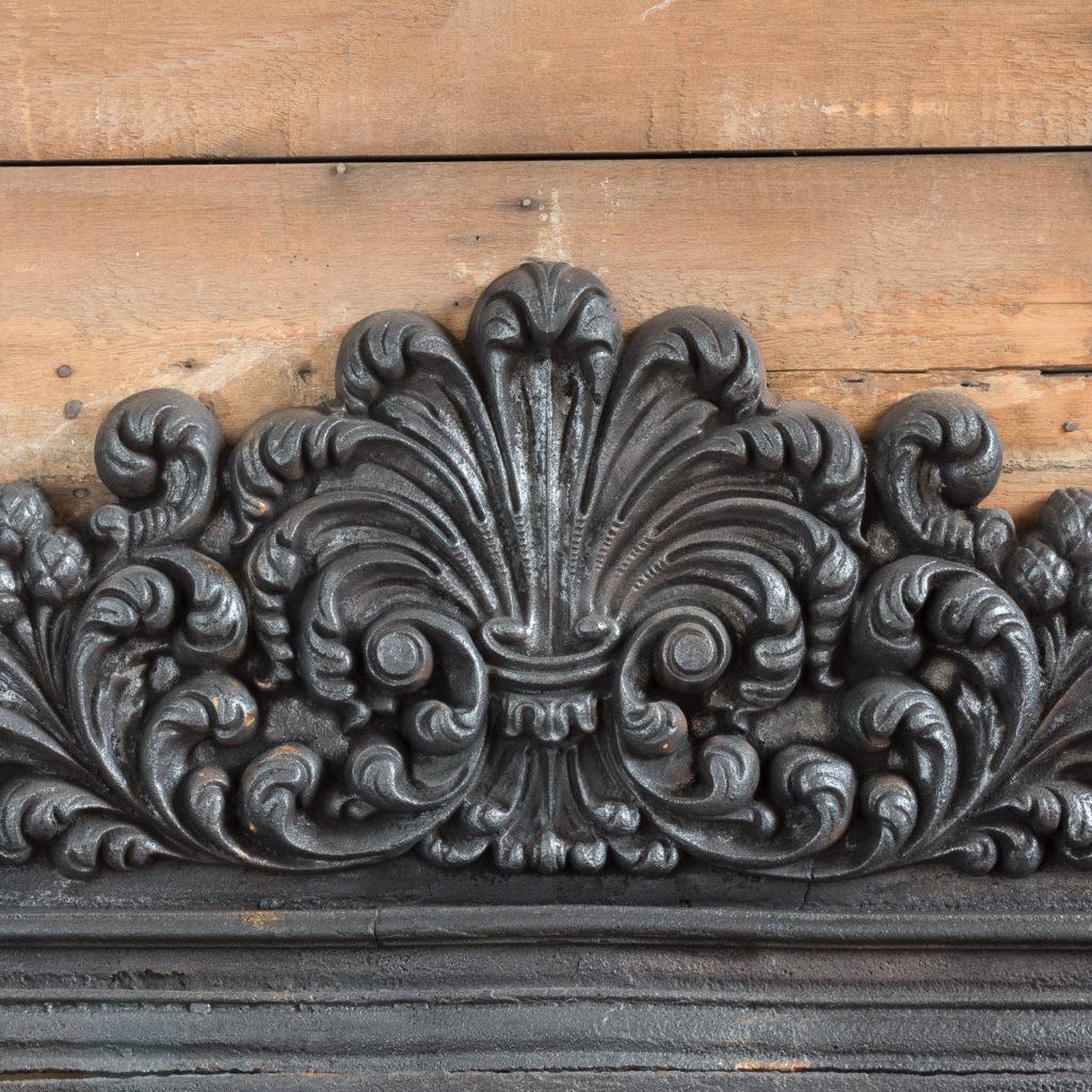 Regency cast iron hob grate,-114994