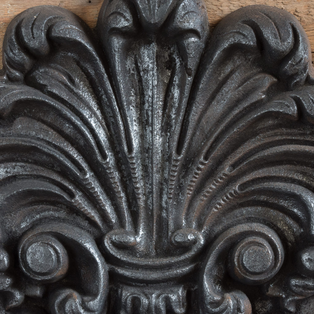 Regency cast iron hob grate,-114996