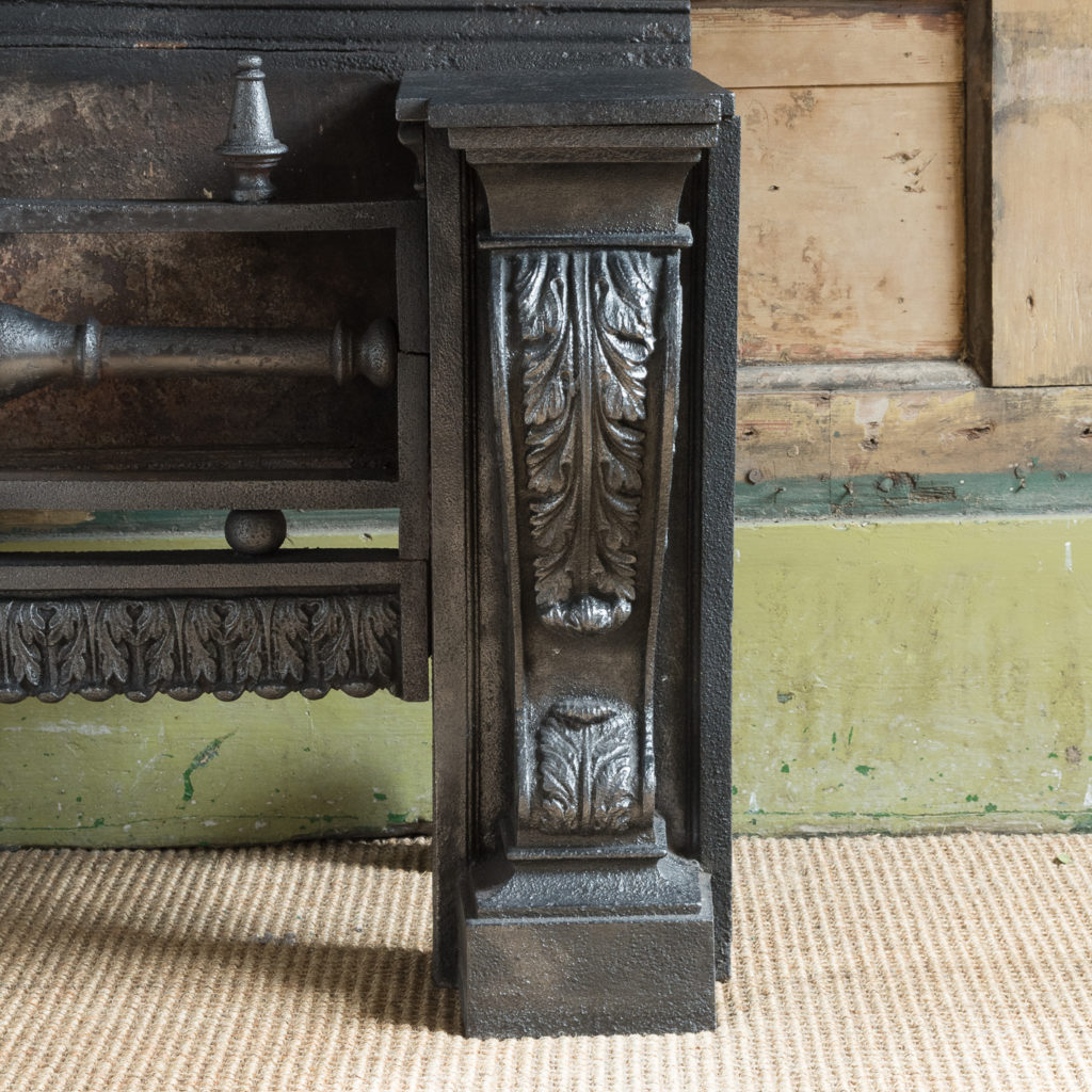 Regency cast iron hob grate,-114993