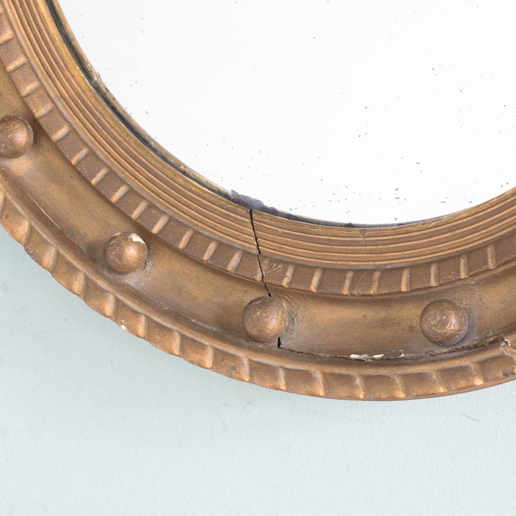 Regency style wall mirror,-114298