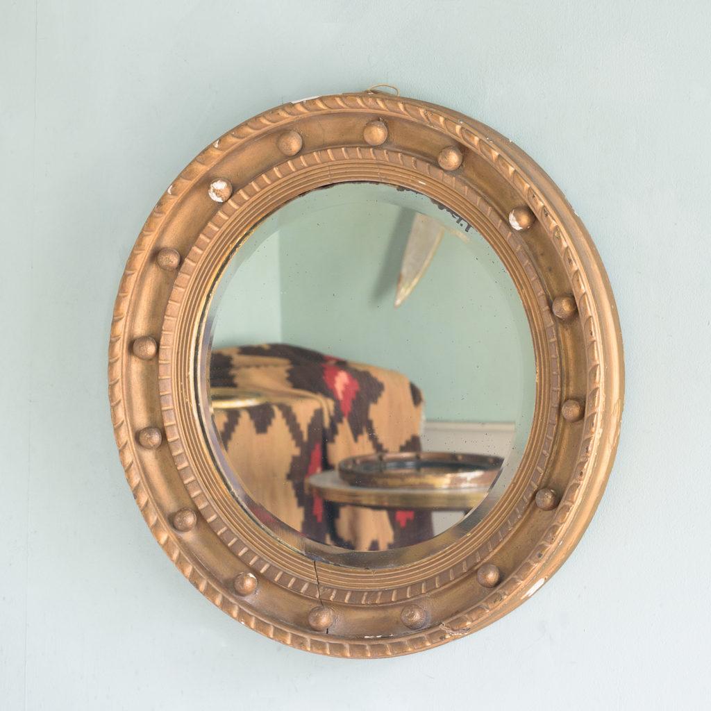 Regency style wall mirror,-114300