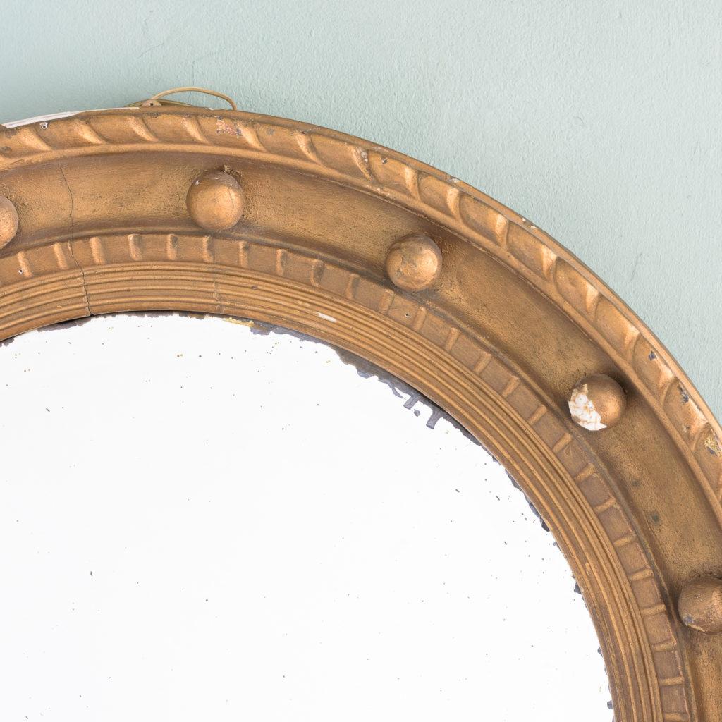 Regency style wall mirror,-114299