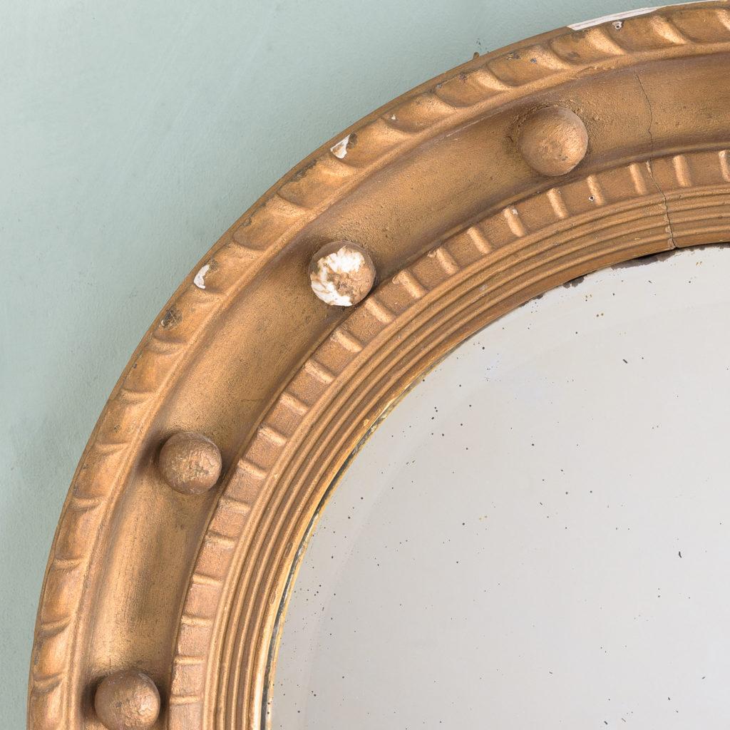 Regency style wall mirror,-114301