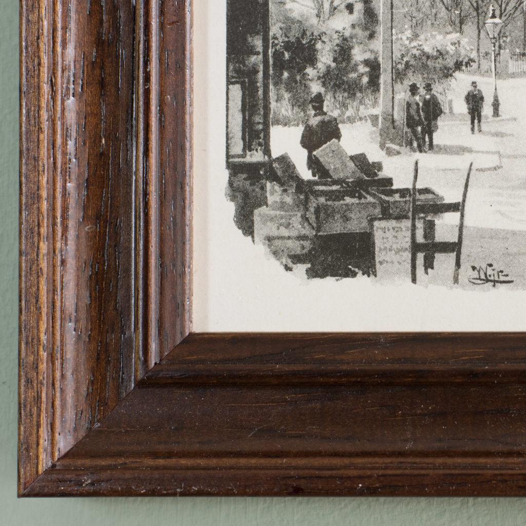 London City Suburbs, original half-tone prints published 1893-114738