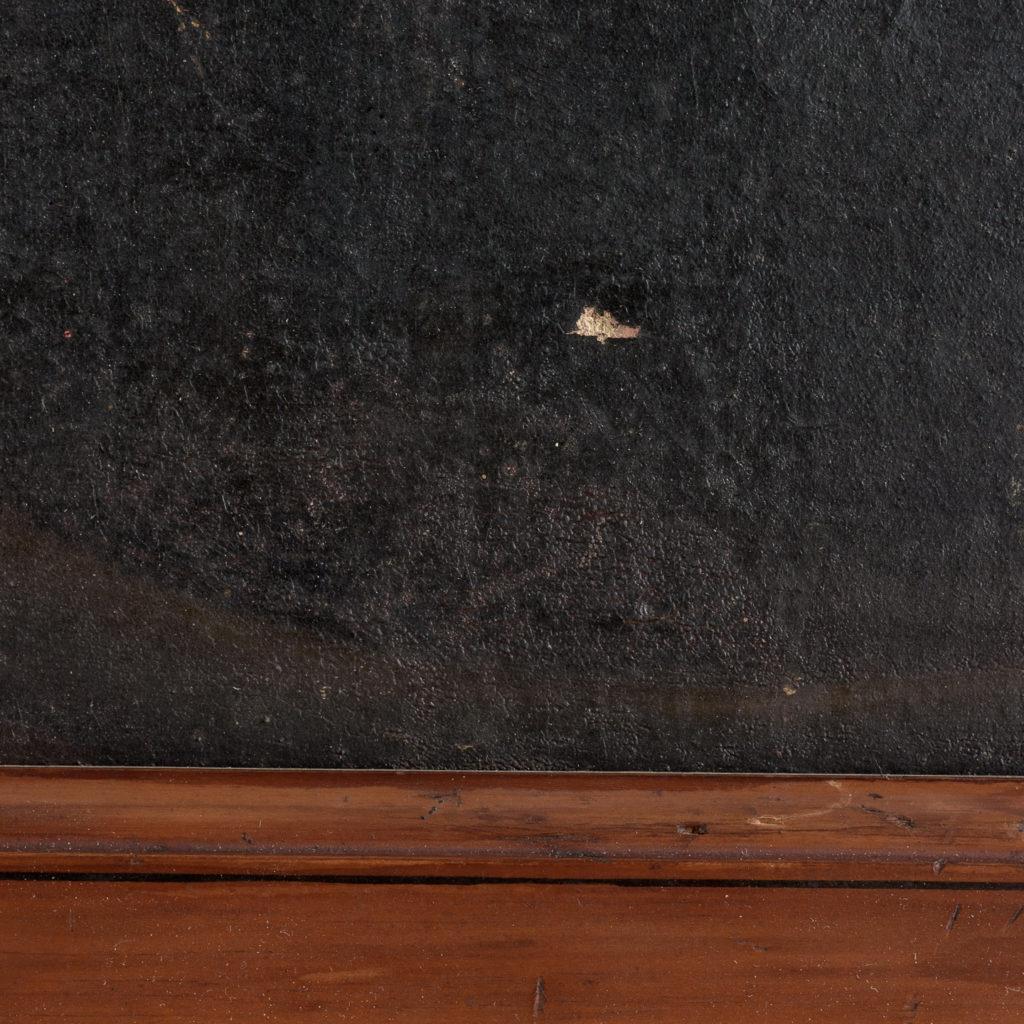 English School, portrait of a gentleman,-114462