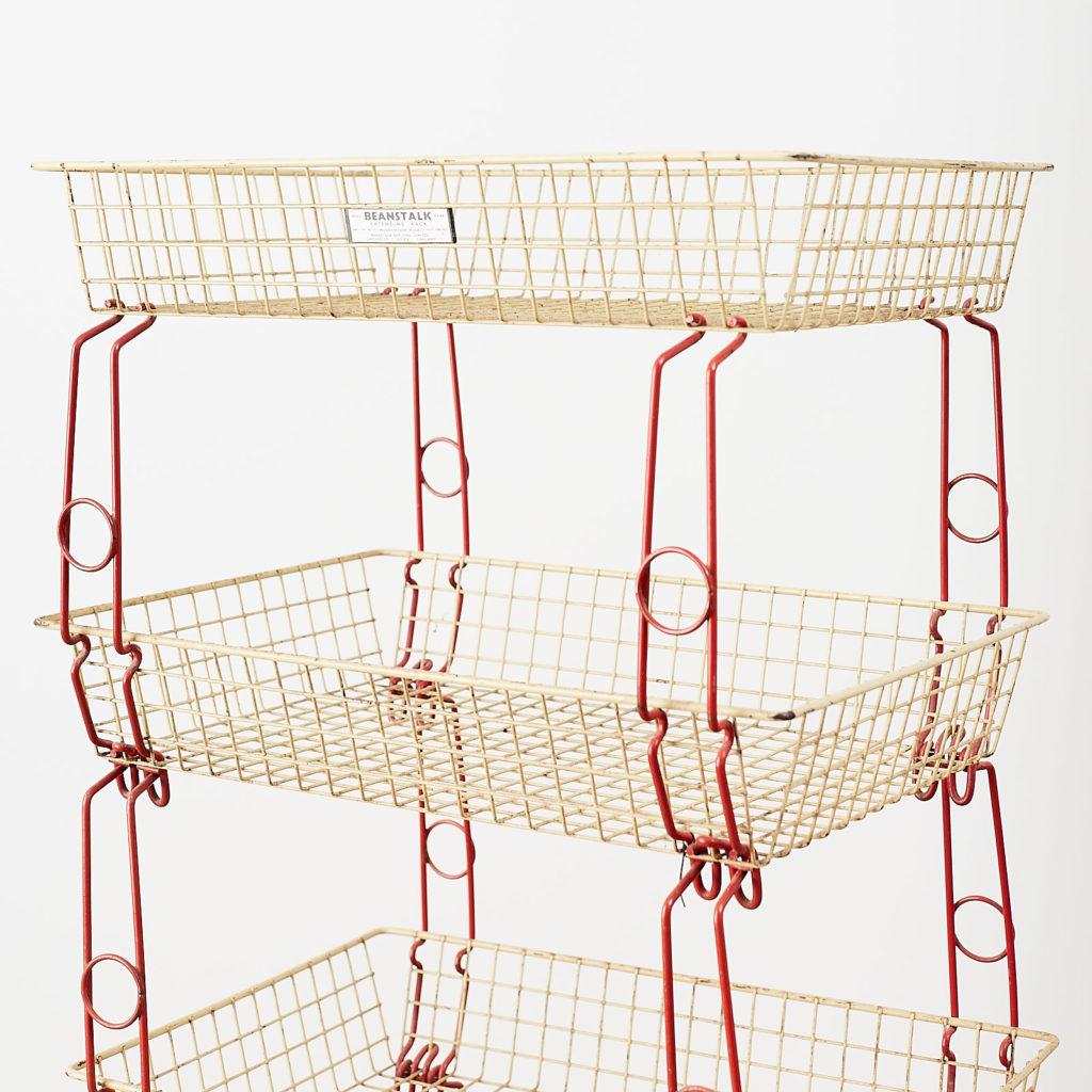 Beanstalk extending rack,-115122