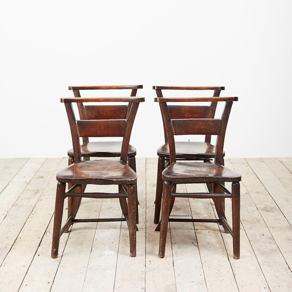 G.F Bodley chapel chair,-115288